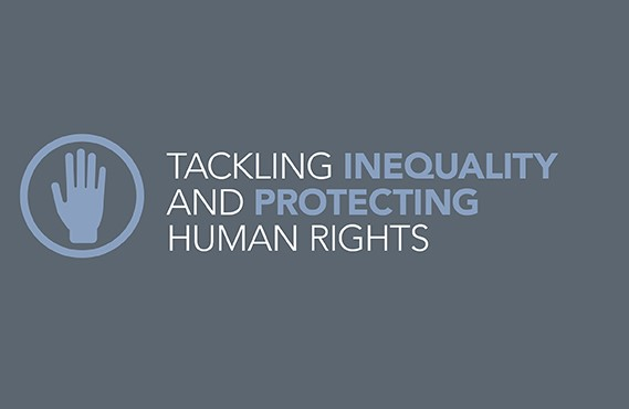 Inequalities and defending human rights